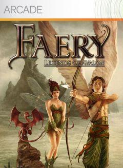 Jaquette de Faery : Legends of Avalon Xbox 360
