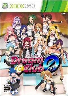 Jaquette de Dream C Club Zero Xbox 360