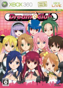Jaquette de Dream C Club Xbox 360