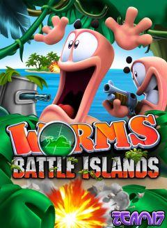 Jaquette de Worms Battle Islands PSP