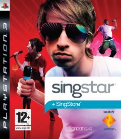 Jaquette de SingStar PS3 PlayStation 3