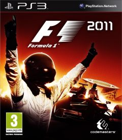 Jaquette de F1 2011 PlayStation 3