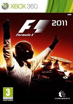 Jaquette de F1 2011 Xbox 360