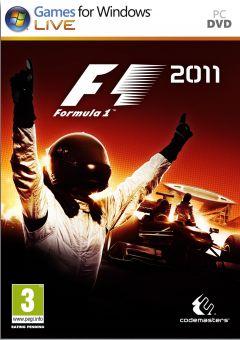 Jaquette de F1 2011 PC