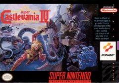 Jaquette de Super Castlevania IV Super NES