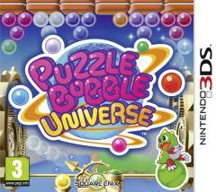 Jaquette de Puzzle Bobble Universe Nintendo 3DS