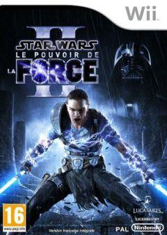 Jaquette de Star Wars : Le Pouvoir de la Force II Wii