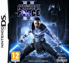 Jaquette de Star Wars : Le Pouvoir de la Force II DS