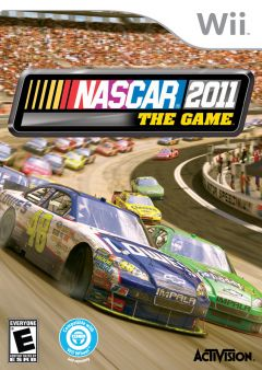 Jaquette de Nascar The Game 2011 Wii