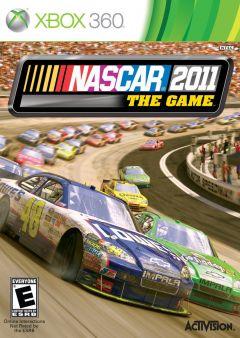 Jaquette de Nascar The Game 2011 Xbox 360
