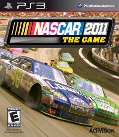 Jaquette de Nascar The Game 2011 PlayStation 3