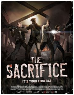 Jaquette de Left 4 Dead : The Sacrifice Xbox 360