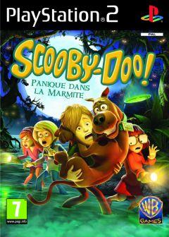 Jaquette de Scooby Doo ! Panique dans la marmite PlayStation 2