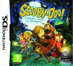 Jaquette de Scooby Doo ! Panique dans la marmite DS
