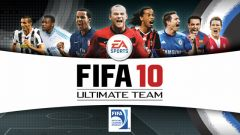Jaquette de FIFA 10 : Ultimate Team PlayStation 3
