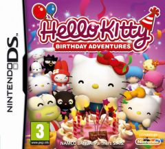 Jaquette de Hello Kitty Birthday Adventures DS