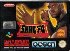 Jaquette de Shaq Fu Super NES