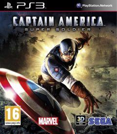 Captain America : Super Soldier