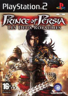 Jaquette de Prince of Persia : Les Deux Royaumes PlayStation 2