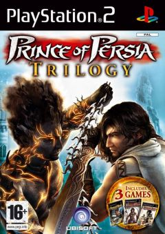 Jaquette de Prince of Persia Trilogy PlayStation 2