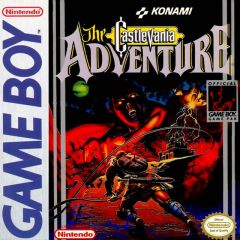 Jaquette de Castlevania : The Adventure Game Boy