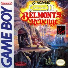 Jaquette de Castlevania II : Belmont's Revenge Game Boy