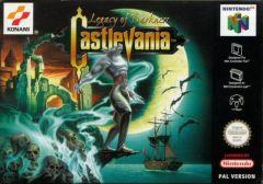 Jaquette de Castlevania : Legacy of Darkness Nintendo 64