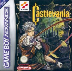 Jaquette de Castlevania : Circle of the Moon Game Boy Advance