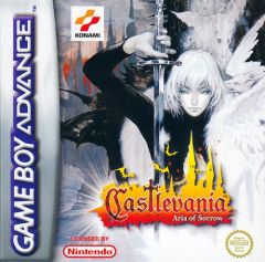 Jaquette de Castlevania : Aria of Sorrow Game Boy Advance