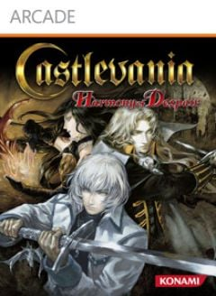 Jaquette de Castlevania : Harmony of Despair Beauty, Desire, Situation Dire Xbox 360