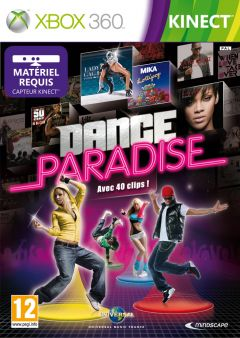 Jaquette de Dance Paradise Xbox 360