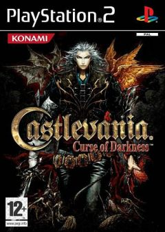 Jaquette de Castlevania : Curse of Darkness PlayStation 2