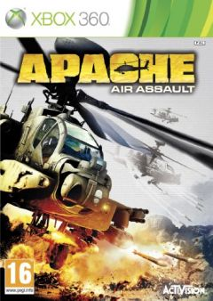 Jaquette de Apache : Air Assault Xbox 360