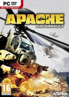 Jaquette de Apache : Air Assault PC
