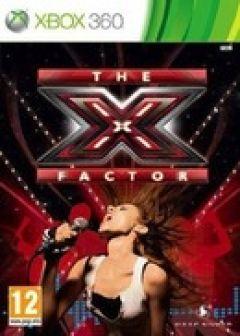 Jaquette de X Factor Xbox 360