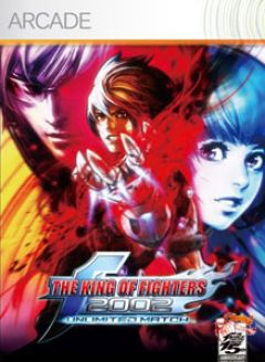 Jaquette de The King of Fighters 2002 : Unlimited Match Xbox 360