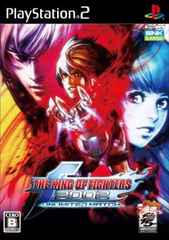 Jaquette de The King of Fighters 2002 : Unlimited Match PlayStation 2
