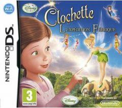 Jaquette de Clochette et l'Expédition Féérique DS