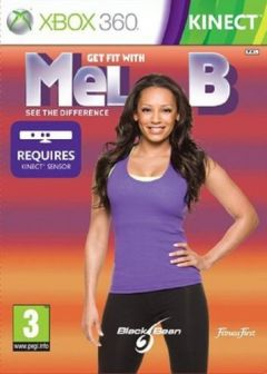 Jaquette de Get Fit with Mel B Xbox 360
