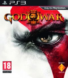 Jaquette de God of War III PlayStation 3