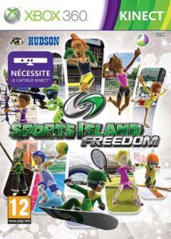 Jaquette de Sports Island Freedom Xbox 360