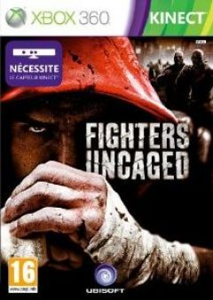 Jaquette de Fighters Uncaged Xbox 360