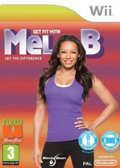 Jaquette de Get Fit with Mel B Wii