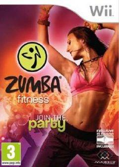 Jaquette de Zumba Fitness Wii