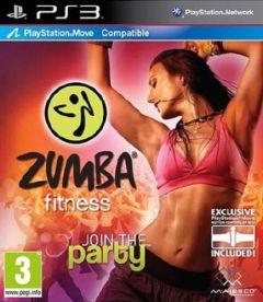 Jaquette de Zumba Fitness PlayStation 3