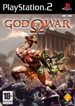 Jaquette de God of War PlayStation 2