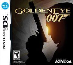 Jaquette de GoldenEye 007 DS