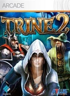 Jaquette de Trine 2 Xbox 360
