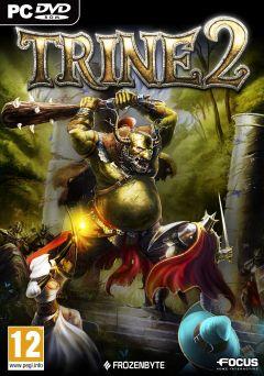 Jaquette de Trine 2 PC