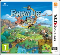 Fantasy Life (Nintendo 3DS)